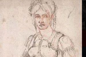 Descubren autorretrato en famoso dibujo de Miguel Ángel