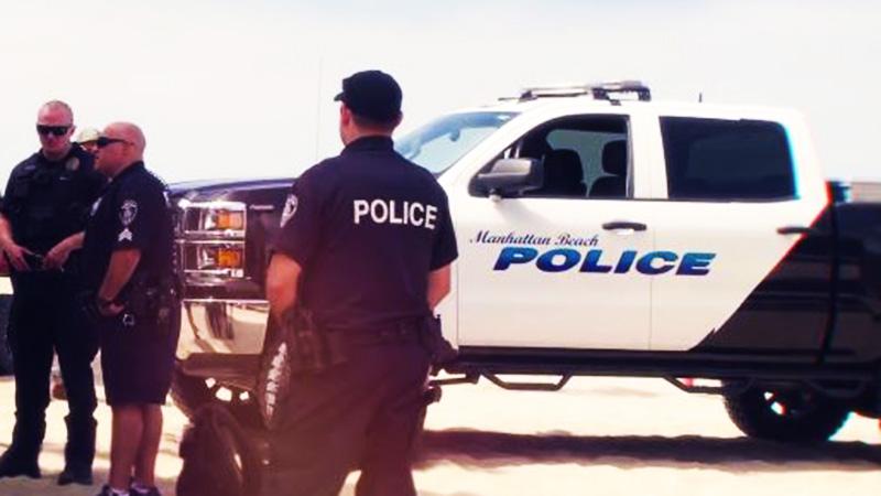 Operativo para arrestar a hombre que trató de violar a joven en Manhattan Beach