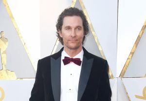 ¿Buscará Matthew McConaughey la oficina del gobernador de Texas?