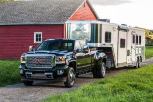 3 camionetas pick up para remolque y transporte pesado