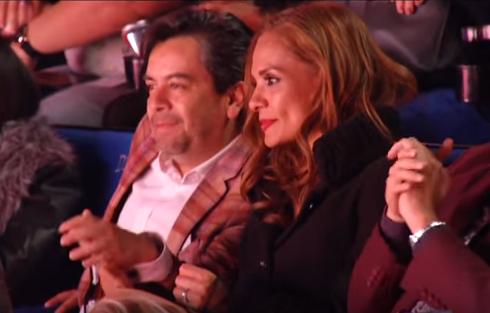 Alma Cero y Carlos Espejel.
