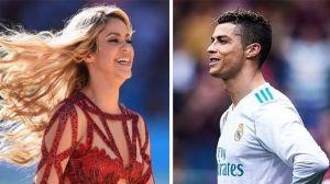 Te sorprenderás al saber lo que une a Shakira con Cristiano Ronaldo
