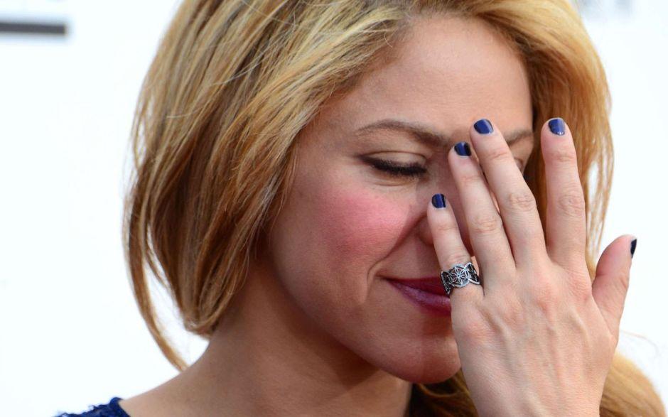 Shakira estalla y llora, mientras que Gerard Piqué la ignora
