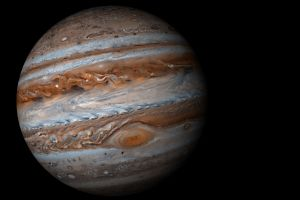 """Video: ¿Captaron a un """"fantasma"""" en Júpiter?"""
