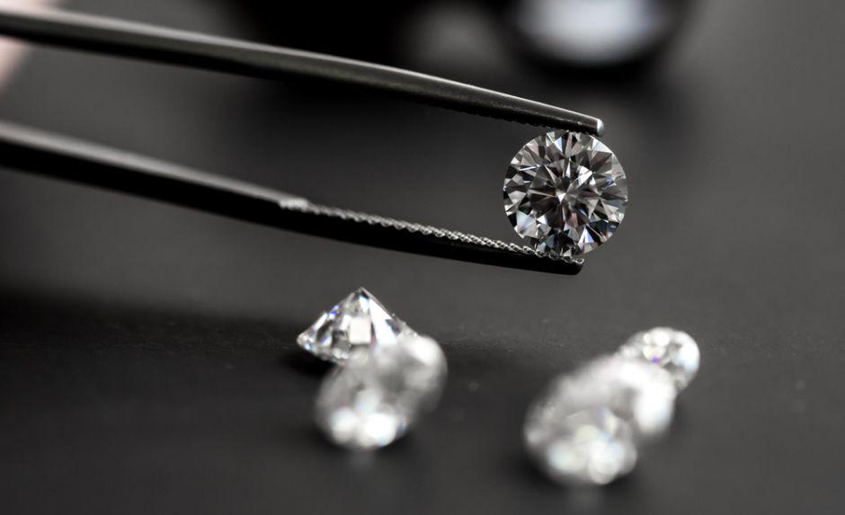 """El diamante que esconde uno de los grandes """"secretos"""" de la Tierra"""