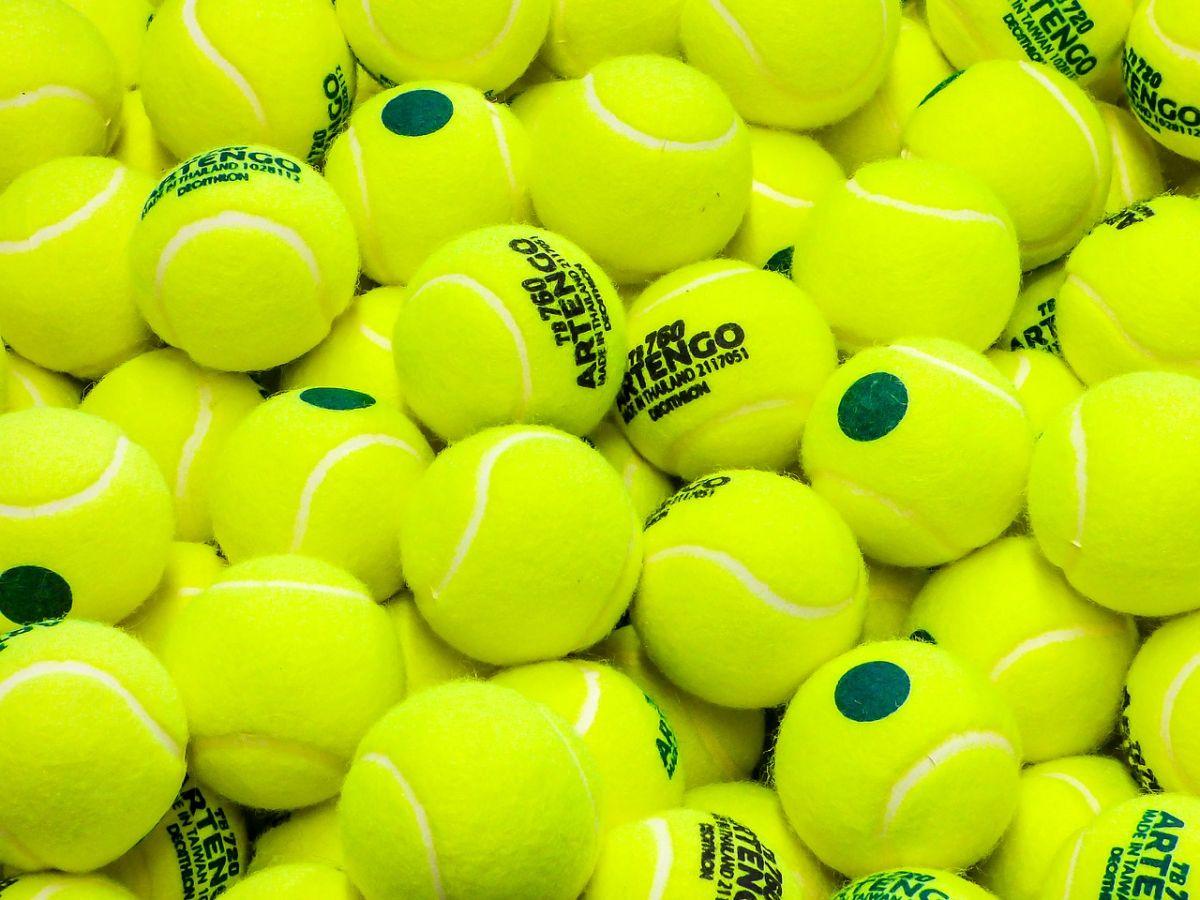 Reto viral: ¿De qué color son las pelotas de tenis?
