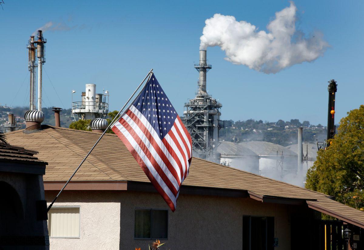 Calidad del aire en L.A., la peor en EEUU