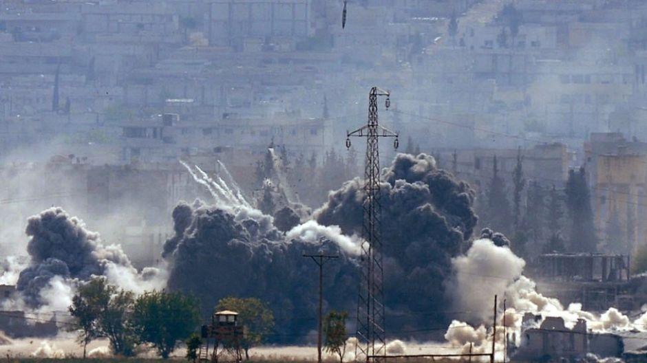Siria puede ser el escenario que intensifique el conflicto entre EEUU, Rusia, Irán e Israel