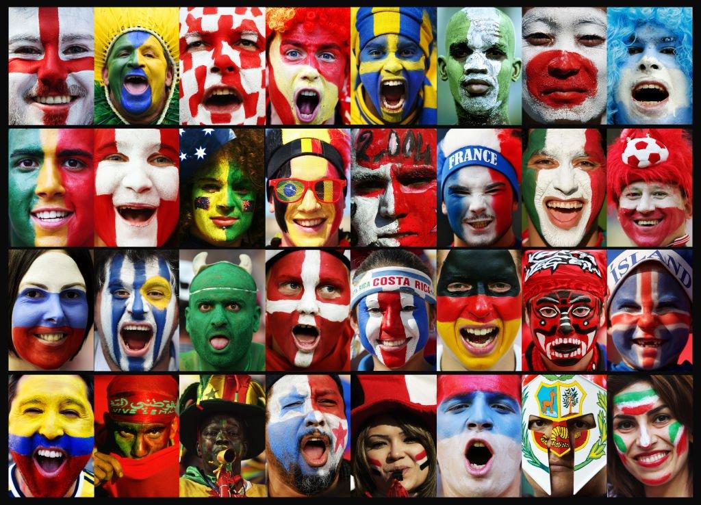 Los países que se habrían clasificado para Rusia 2018 con el Mundial de 48 selecciones que desea Sudamérica