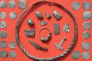 El tesoro enterrado hace un milenio que un niño encontró en Alemania