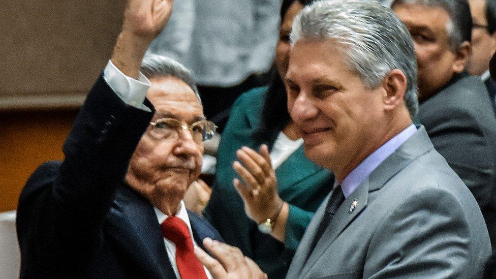 Fotos: momentos icónicos de los hermanos Castro
