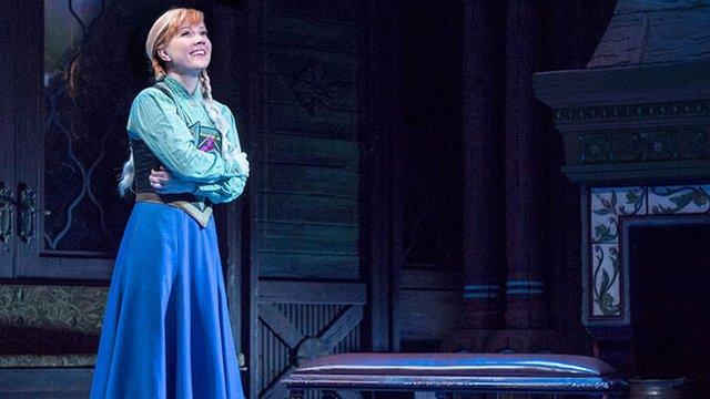 """El ataque de ansiedad que impidió a la actriz Patti Murin actuar en el musical de """"Frozen"""" en Broadway"""