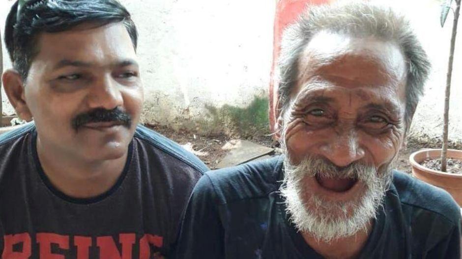 Video: Se perdió hace 40 años y su familia lo encontró gracias a un video en YouTube