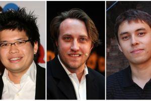 Cómo los 3 creadores de YouTube pasaron a ser millonarios consultores de negocios