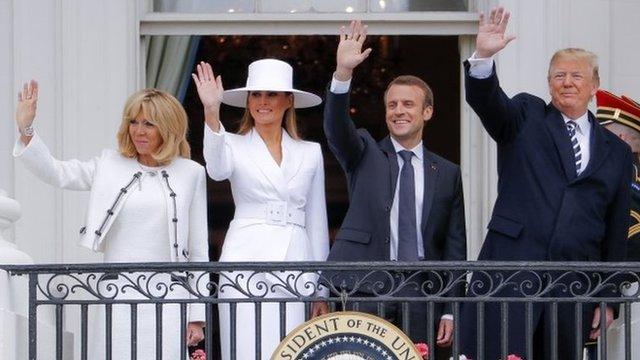 Qué une a Trump y Emmanuel Macron (y qué impacto puede tener esto)