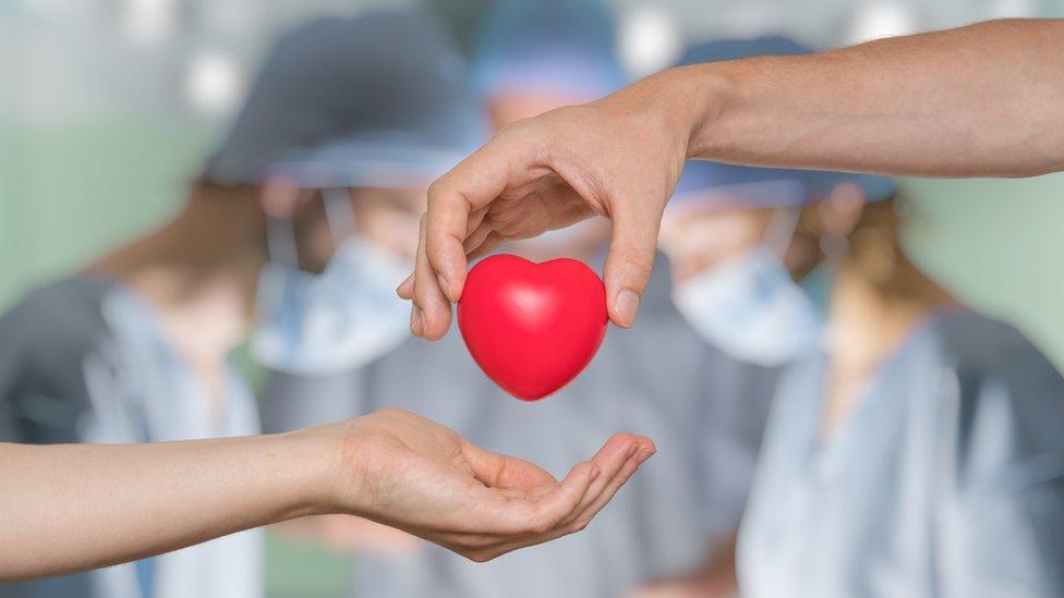 4 tipos de trasplantes de órganos imposibles de realizar