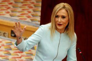 Cristina Cifuentes funcionaria de Rajoy renuncia tras robar cremas en tienda
