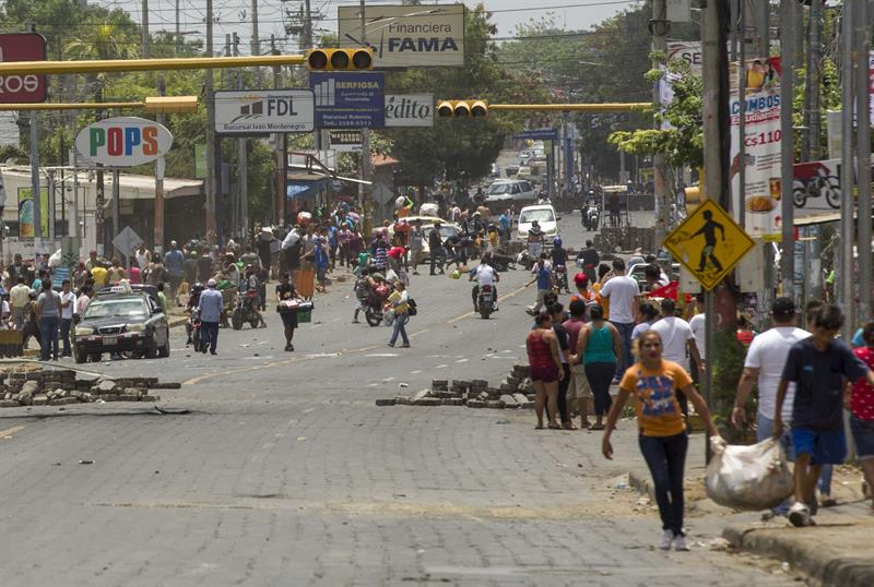 Tensa calma en Nicaraguatras derogación de polémica reforma de seguridad social
