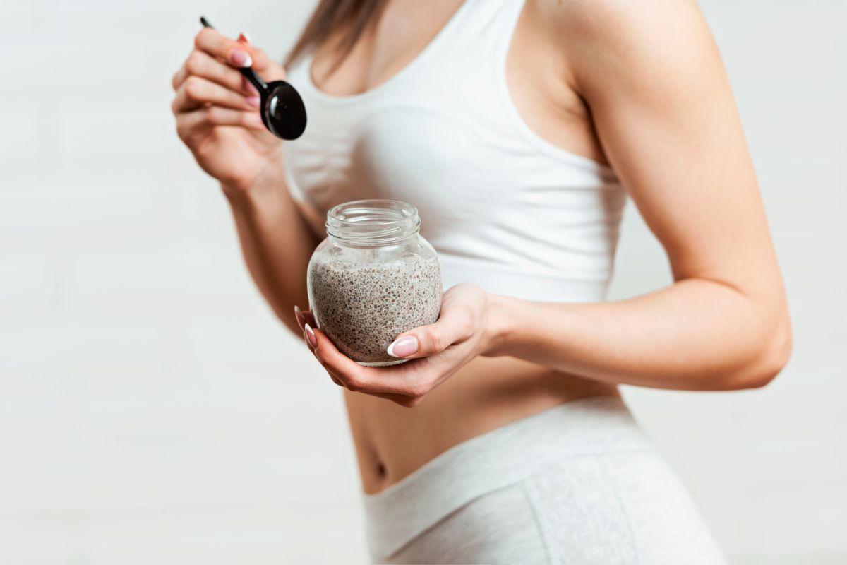 Las semillas de chía son un tesoro nutricional se destacan por su alto contenido en proteínas vegetales, fibra, antioxidantes, minerales y ácidos grasos Omega 3.