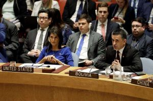 """EEUU dice que tiene sus armas """"preparadas y cargadas"""" para nuevos ataques en Siria"""
