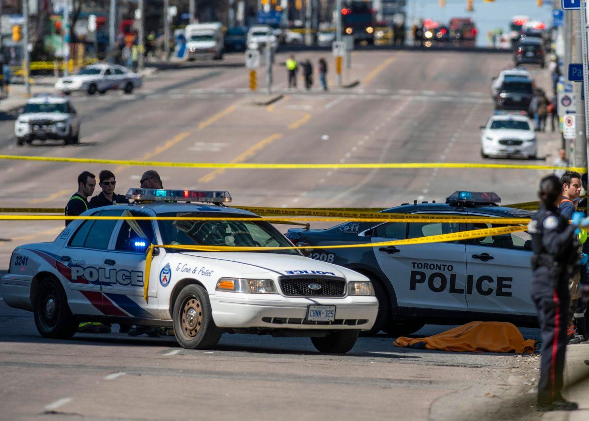 Refuerzan seguridad en Nueva York ante atropello múltiple en Toronto