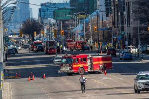 Justin Trudeau descarta que atropello en Toronto sea acto terrorista