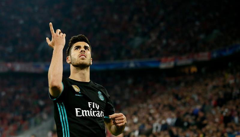 Real Madrid saca valioso triunfo de Alemania en la Champions League