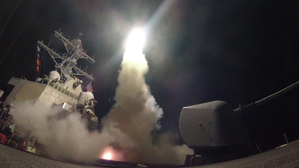 ¿Qué riesgos corren EEUU y sus aliados con una intervención militar en Siria?