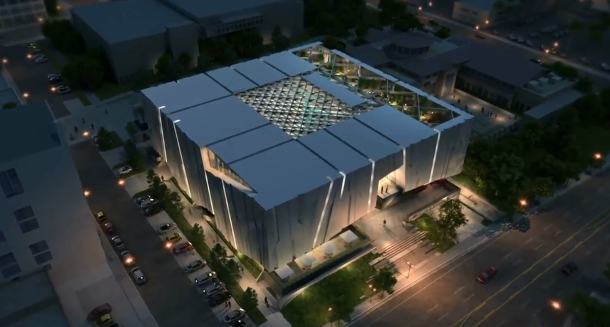 Glendale acepta diseños para el futuro Armenian American Museum