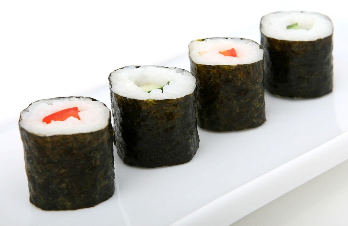 Comer algas marinas trae múltiples beneficios