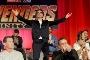 Reunión en L.A.: las Vengadores de Marvel hablan de Infinity War