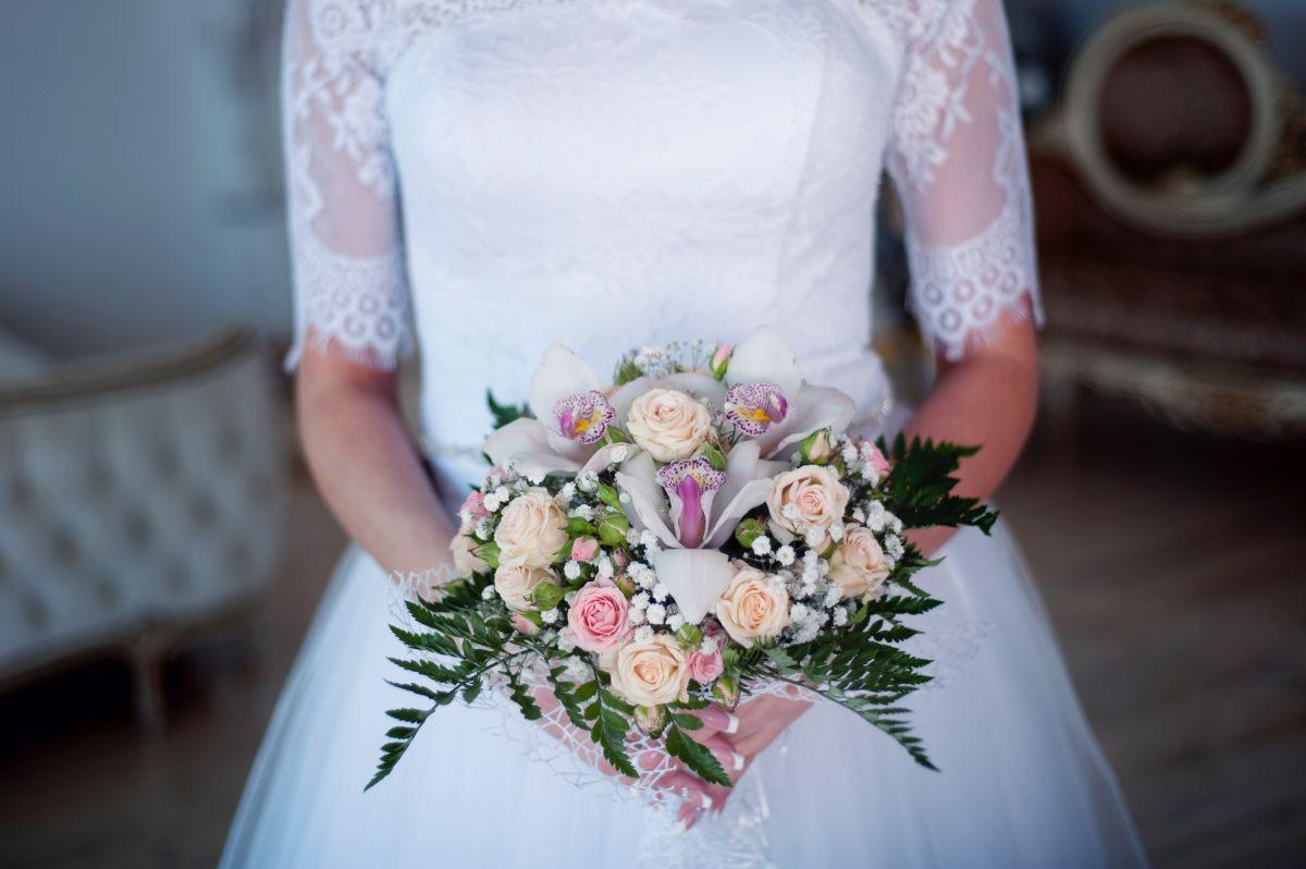 5 cosas a considerar para escoger el ramo perfecto para tu boda