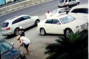 """Video: Matan a """"La Borrega"""", presunto miembro del cártel de los Beltrán Leyva"""
