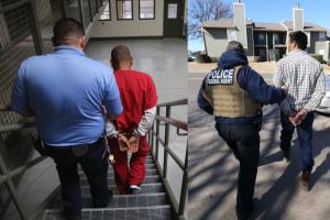 No les dan jabón ni papel higiénico para obligar a indocumentados a trabajar en cárcel de ICE