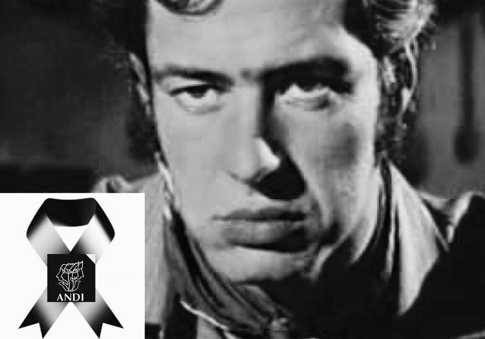 Muerte de actor llena de luto al cine mexicano