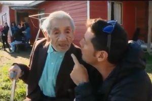 Murió el hombre más viejo del mundo por un accidente casero