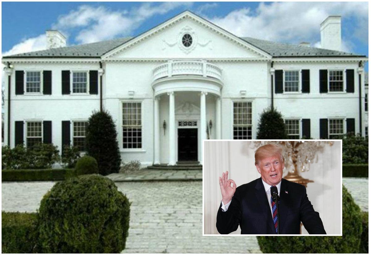 Fotos: Ponen en venta mansión en la que vivió Donald Trump