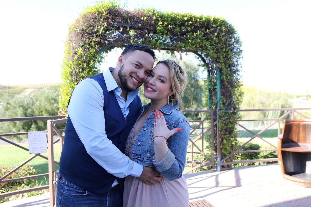 Vestida y alborotada: Chiquis Rivera recibió anillo pero no le van a cumplir