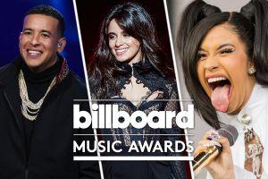 Lista completa de nominados a Billboard Music Awards 2018