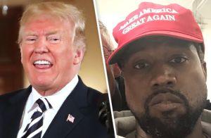 Kanye West ya no tiene palabras para Donald Trump