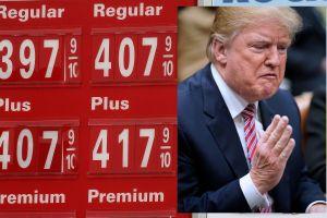 Ante el aumento de los precios del petróleo Trump amenaza a la OPEP