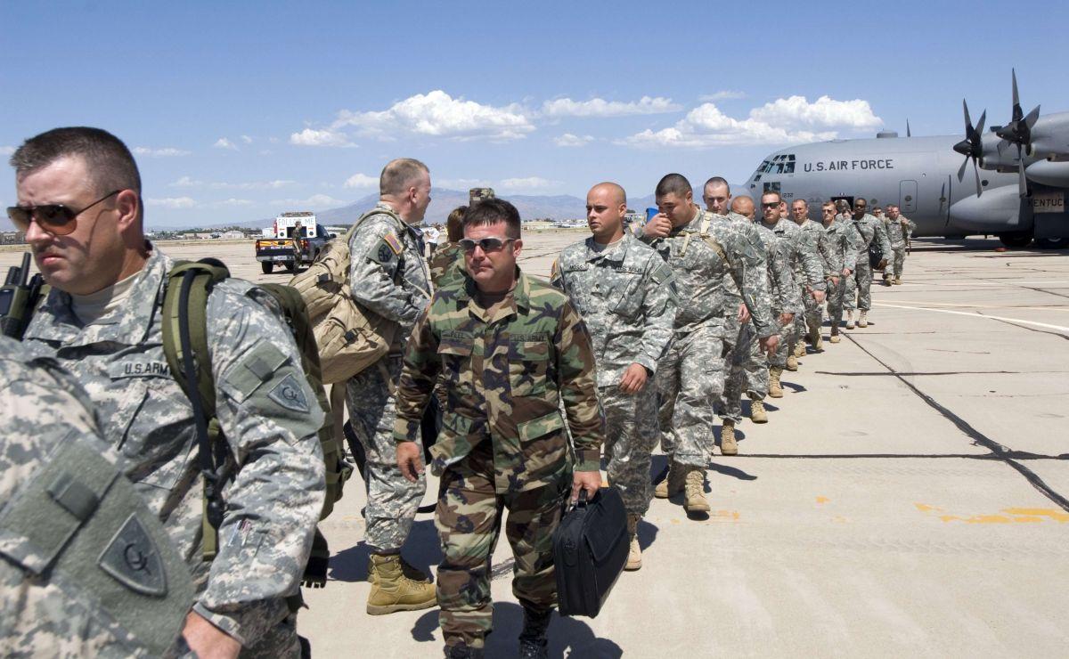 EEUU comienza despliegue de Guardia Nacional en la frontera sur