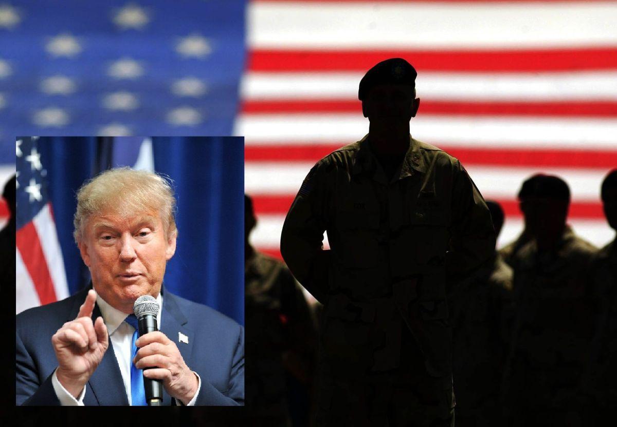 Trump abre la puerta a enviar más de 4,000 militares a la frontera con México