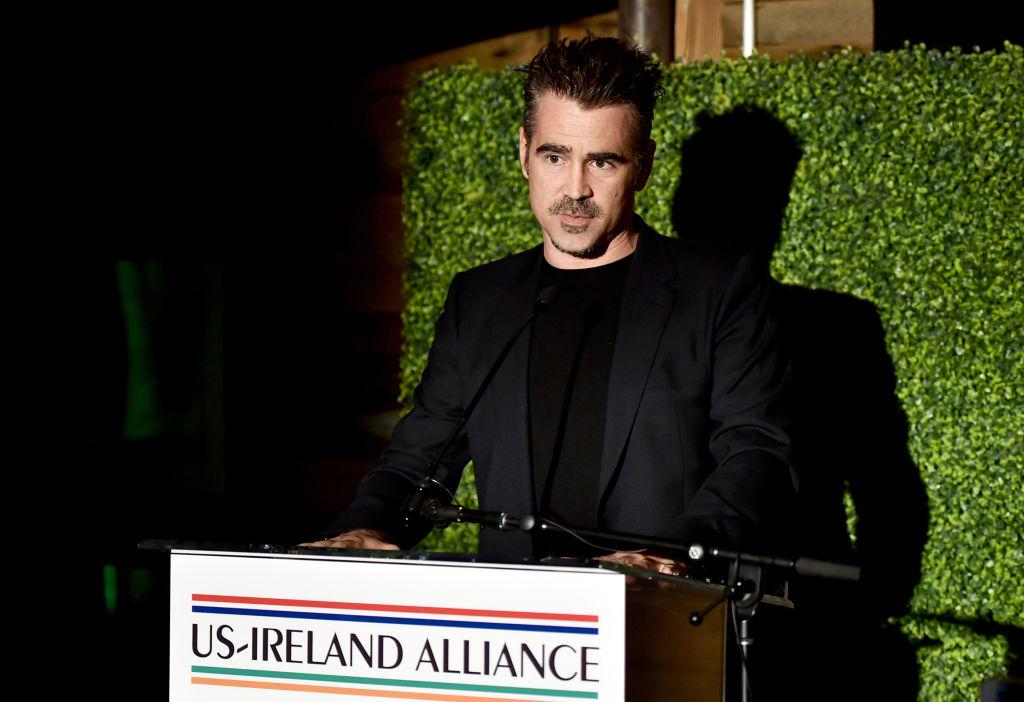 Colin Farrell ingresa en una clínica de rehabilitación 'de manera preventiva'