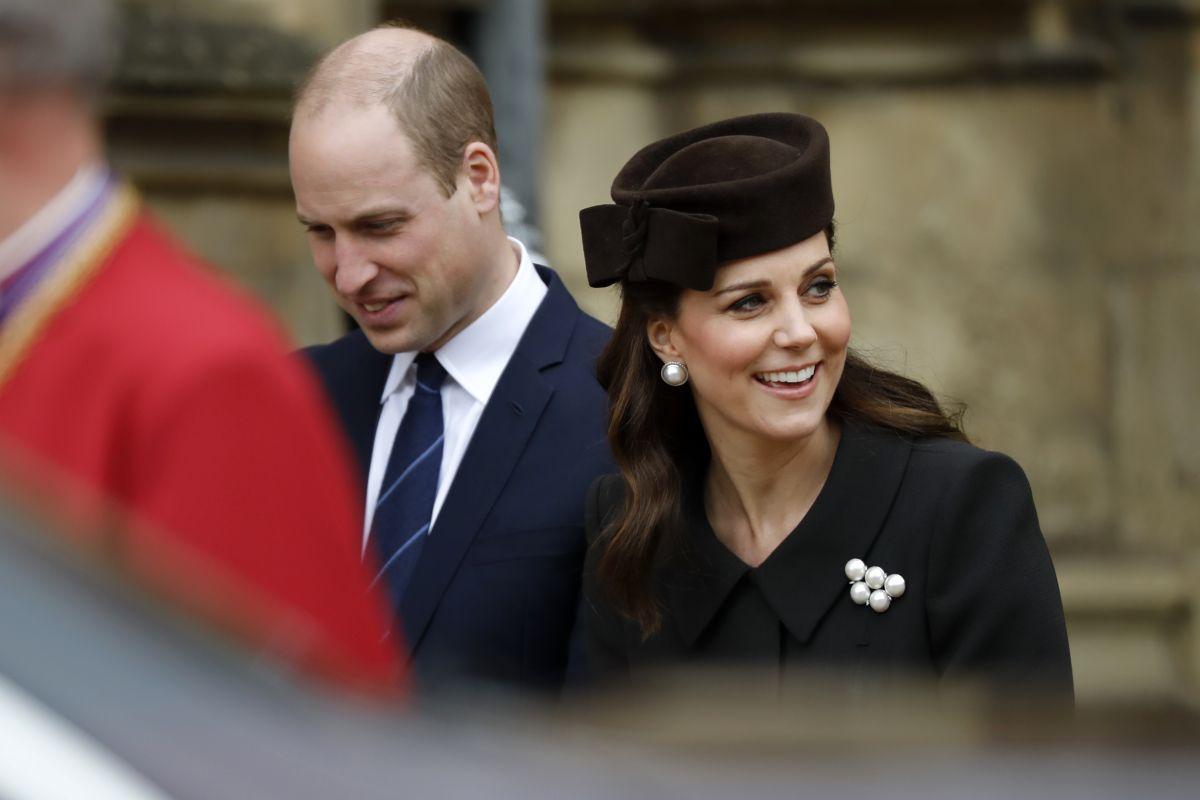 ¡Es un niño! Catalina, la duquesa de Cambridge, ha dado a luz