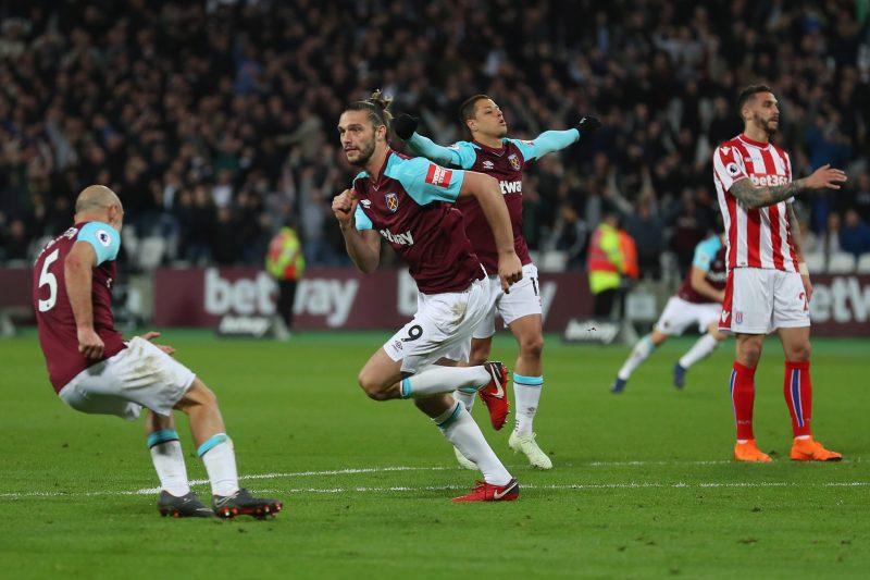 West Ham vuelve a empatar de último minuto pero esta vez no fue Chicharito