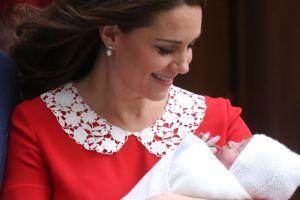 Kate Middleton reveló las primeras palabras de su hijo, el príncipe Louis