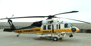 Nuevos helicópteros de bomberos para el Condado de Los Ángeles