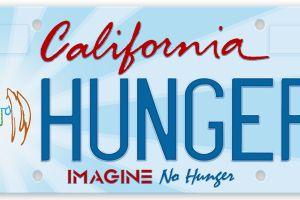 """""""Imagine there's no hunger"""": placas inspiradas en John Lennon para combatir el hambre en California"""