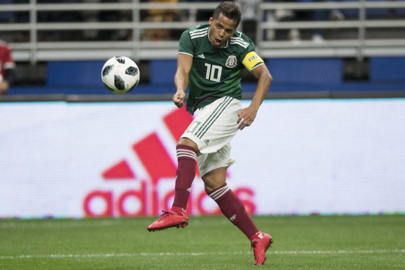A Gio dos Santos no lo llevaría a Rusia ni el entrenador que lo hizo campeón del mundo